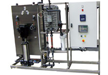 water demineralisation by reverse osmosis